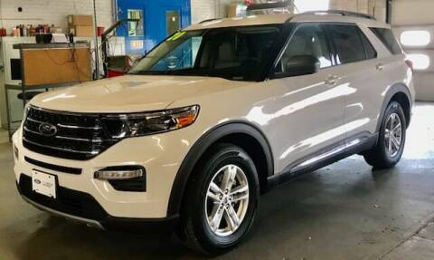 2020 Ford Explorer for sale at Reinecke Motor Co in Schuyler NE