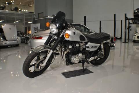 1983 Suzuki GS650L for sale at Euro Prestige Imports llc. in Indian Trail NC