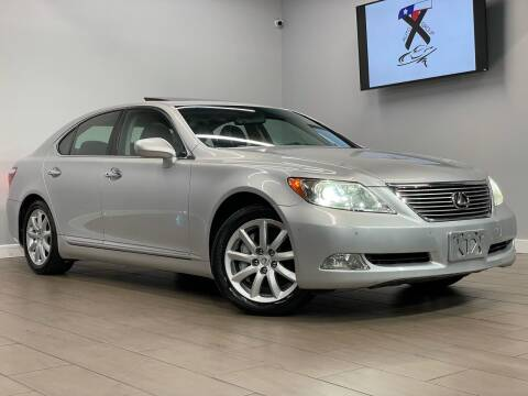 2007 Lexus LS 460 for sale at TX Auto Group in Houston TX