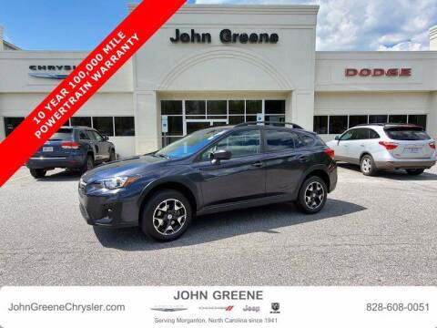 2018 Subaru Crosstrek for sale at John Greene Chrysler Dodge Jeep Ram in Morganton NC