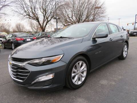 2019 Chevrolet Malibu for sale at Low Cost Cars North in Whitehall OH