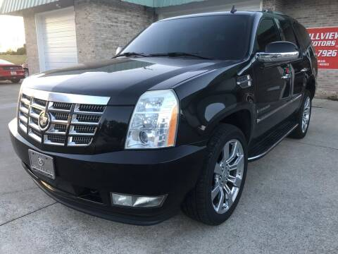 2007 Cadillac Escalade for sale at HillView Motors in Shepherdsville KY