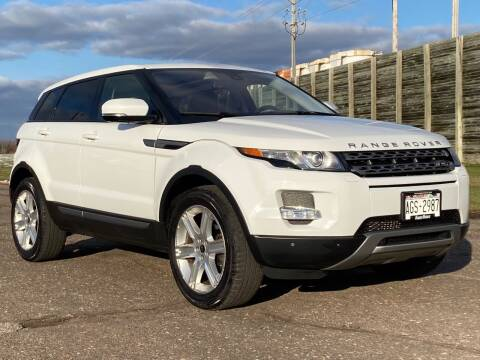 2012 Land Rover Range Rover Evoque for sale at Affordable Auto Sales in Cambridge MN