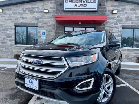 2016 Ford Edge for sale at GREENVILLE AUTO in Greenville WI