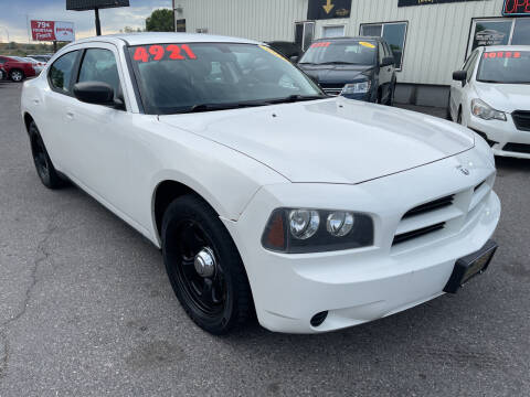 2010 Dodge Charger for sale at BELOW BOOK AUTO SALES in Idaho Falls ID