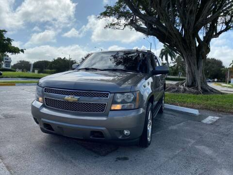 2007 Chevrolet Tahoe for sale at GERMANY TECH in Boca Raton FL