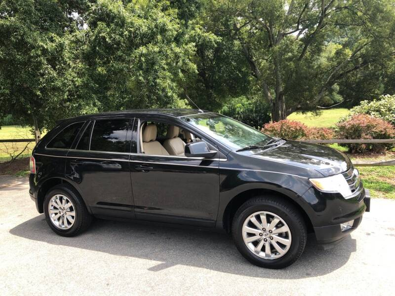 2010 Ford Edge for sale at Bull City Auto Sales and Finance in Durham NC