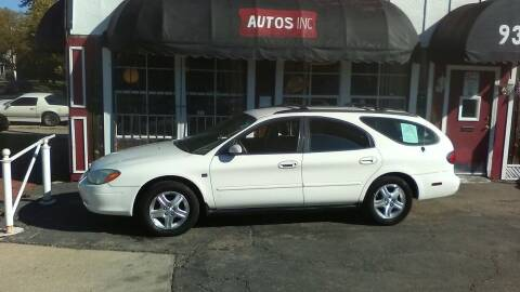 2002 Ford Taurus for sale at Autos Inc in Topeka KS