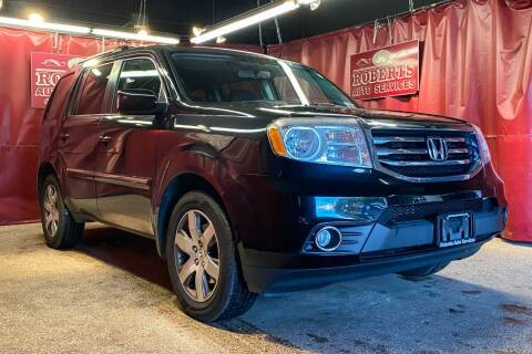 2014 Honda Pilot for sale at Roberts Auto Services in Latham NY