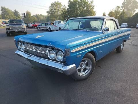 1964 Mercury Comet for sale at Cruisin' Auto Sales in Madison IN
