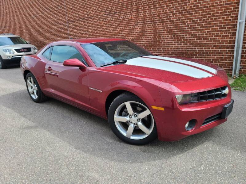 2011 Chevrolet Camaro for sale at Minnesota Auto Sales in Golden Valley MN