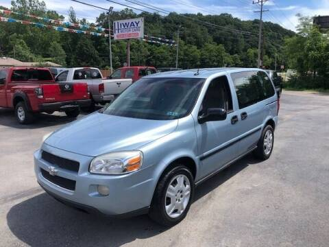 2007 Chevrolet Uplander for sale at INTERNATIONAL AUTO SALES LLC in Latrobe PA