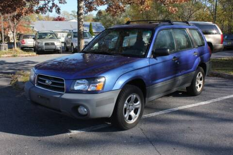 2004 Subaru Forester for sale at Auto Bahn Motors in Winchester VA
