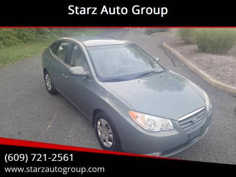 2009 Hyundai Elantra for sale at Starz Auto Group in Delran NJ