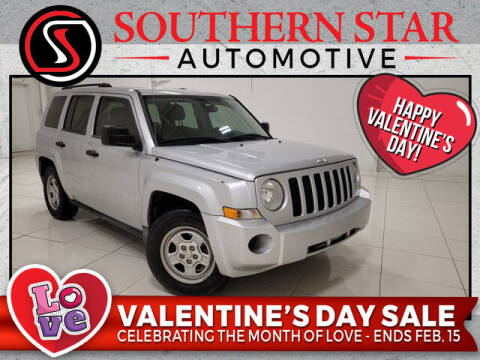 2010 Jeep Patriot for sale at Southern Star Automotive, Inc. in Duluth GA