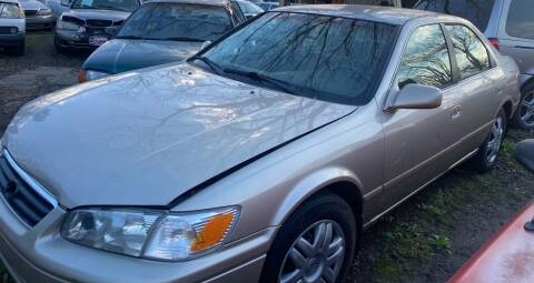 2000 Toyota Camry for sale at Ody's Autos in Houston TX