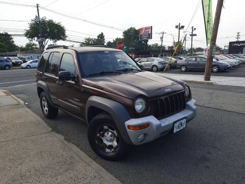 2004 Jeep Liberty for sale at K & S Motors Corp in Linden NJ
