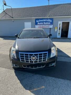 2012 Cadillac CTS for sale at SCHERERVILLE AUTO SALES in Schererville IN