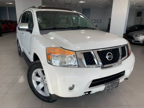 2008 Nissan Armada for sale at Auto Mall of Springfield in Springfield IL