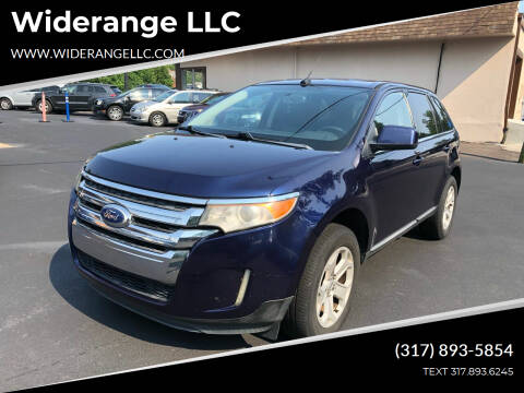 2011 Ford Edge for sale at Widerange LLC in Greenwood IN