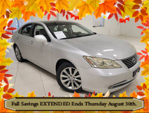 2007 Lexus ES 350 for sale at Southern Star Automotive, Inc. in Duluth GA