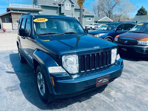 2008 Jeep Liberty for sale at SHEFFIELD MOTORS INC in Kenosha WI