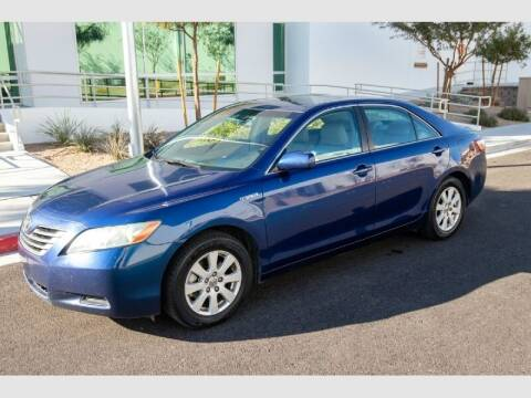 2009 Toyota Camry Hybrid for sale at REVEURO in Las Vegas NV