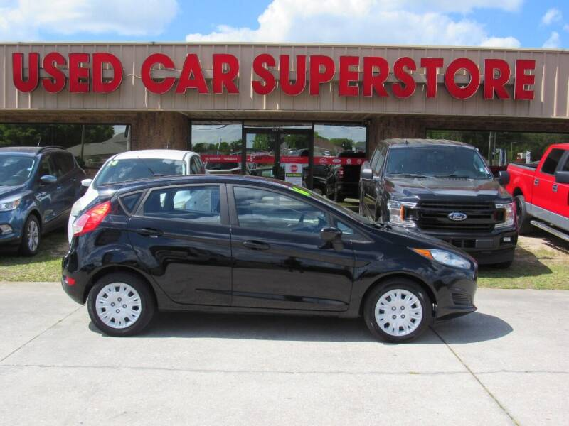 2016 Ford Fiesta for sale at Checkered Flag Auto Sales NORTH in Lakeland FL