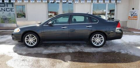 2013 Chevrolet Impala for sale at HomeTown Motors in Gillette WY