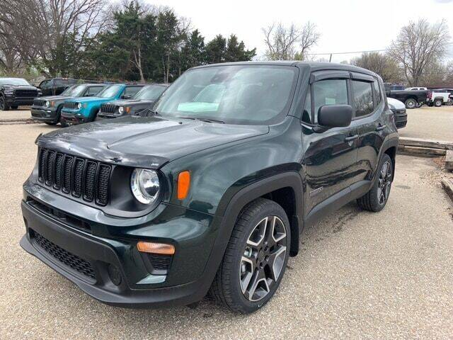 2021 Jeep Renegade for sale in Manhattan, KS