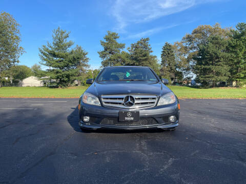 2010 Mercedes-Benz C-Class for sale at KNS Autosales Inc in Bethlehem PA