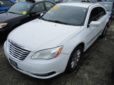 2012 Chrysler 200 for sale at 5 Stars Auto Service and Sales in Chicago IL