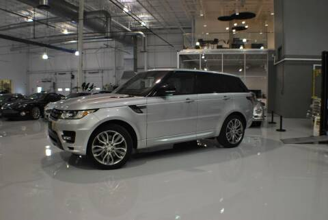 2015 Land Rover Range Rover Sport for sale at Euro Prestige Imports llc. in Indian Trail NC