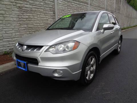 2007 Acura RDX for sale at Matthews Motors LLC in Algona WA