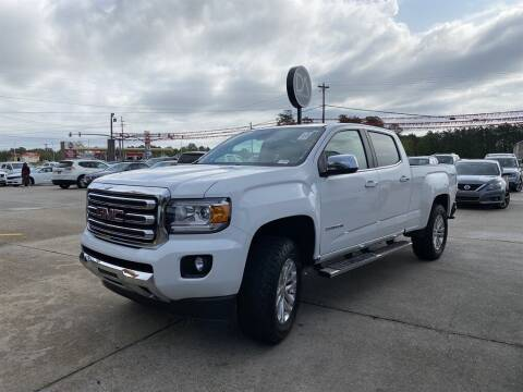 2016 GMC Canyon for sale at Direct Auto in D'Iberville MS