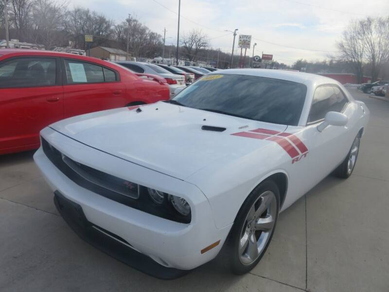 2013 Dodge Challenger for sale at Azteca Auto Sales LLC in Des Moines IA