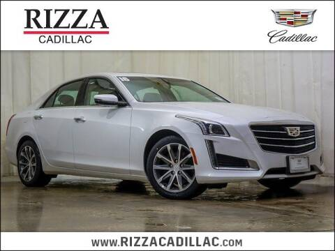 2016 Cadillac CTS for sale at Rizza Buick GMC Cadillac in Tinley Park IL