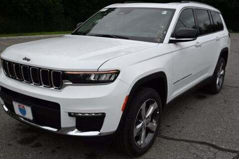 2021 Jeep Grand Cherokee L for sale at 495 Chrysler Jeep Dodge Ram in Lowell MA