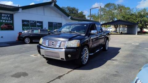 2005 Nissan Titan for sale at BC Motors PSL in West Palm Beach FL
