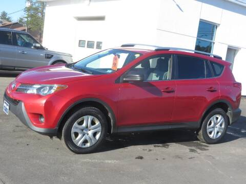 2015 Toyota RAV4 for sale at Price Auto Sales 2 in Concord NH