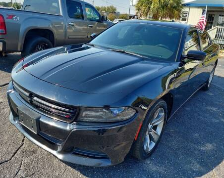 2016 Dodge Charger for sale at Sun Coast City Auto Sales in Mobile AL