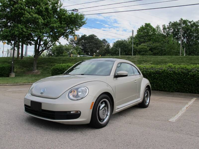 2013 Volkswagen Beetle for sale at Best Import Auto Sales Inc. in Raleigh NC