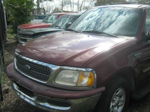 1998 Ford Expedition for sale at Ody's Autos in Houston TX