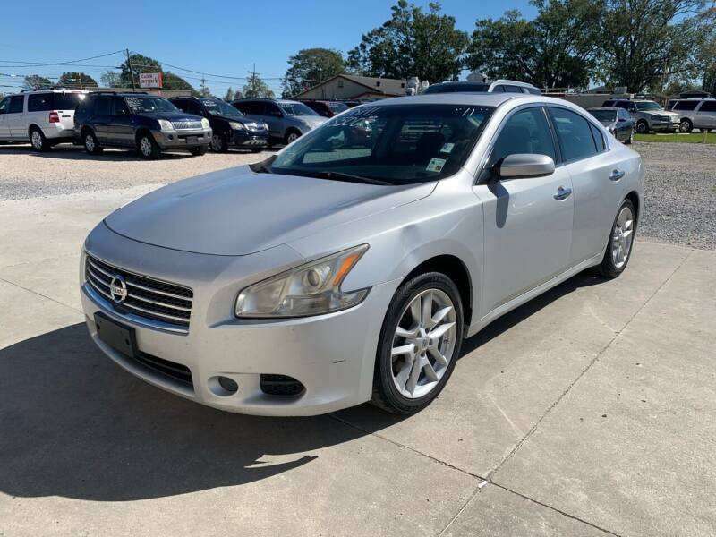 2011 Nissan Maxima for sale at Bayou Motors Inc in Houma LA