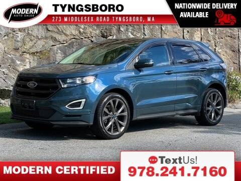 2016 Ford Edge for sale at Modern Auto Sales in Tyngsboro MA
