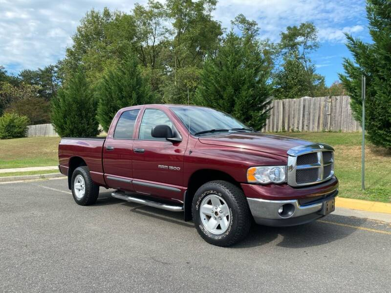 2002 Dodge Ram Pickup 1500 for sale at Superior Wholesalers Inc. in Fredericksburg VA