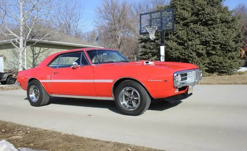 1967 Pontiac Firebird for sale at MGM CLASSIC CARS in Addison, IL