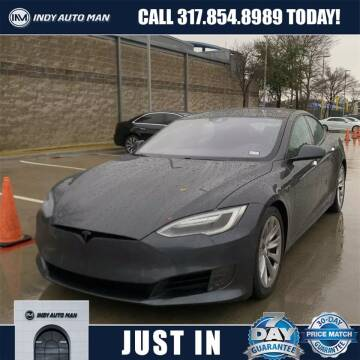2016 Tesla Model S for sale at INDY AUTO MAN in Indianapolis IN