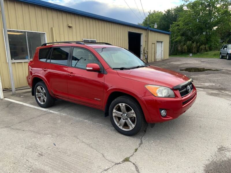 2010 Toyota RAV4 for sale at Sensible Choice Auto Sales, Inc. in Longwood FL