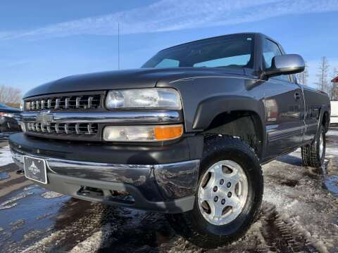 2000 Chevrolet Silverado 1500 for sale at LUXURY IMPORTS in Hermantown MN